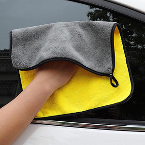 Microfiber Absorbent Wiping Cloth