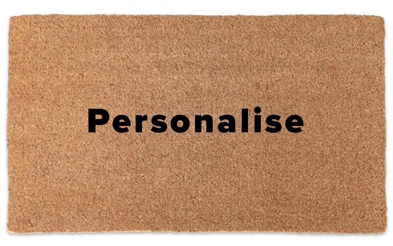 Personalised Doormats