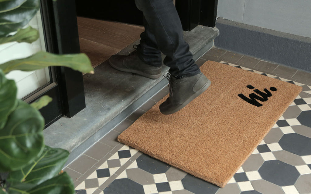 Hi Large Doormat