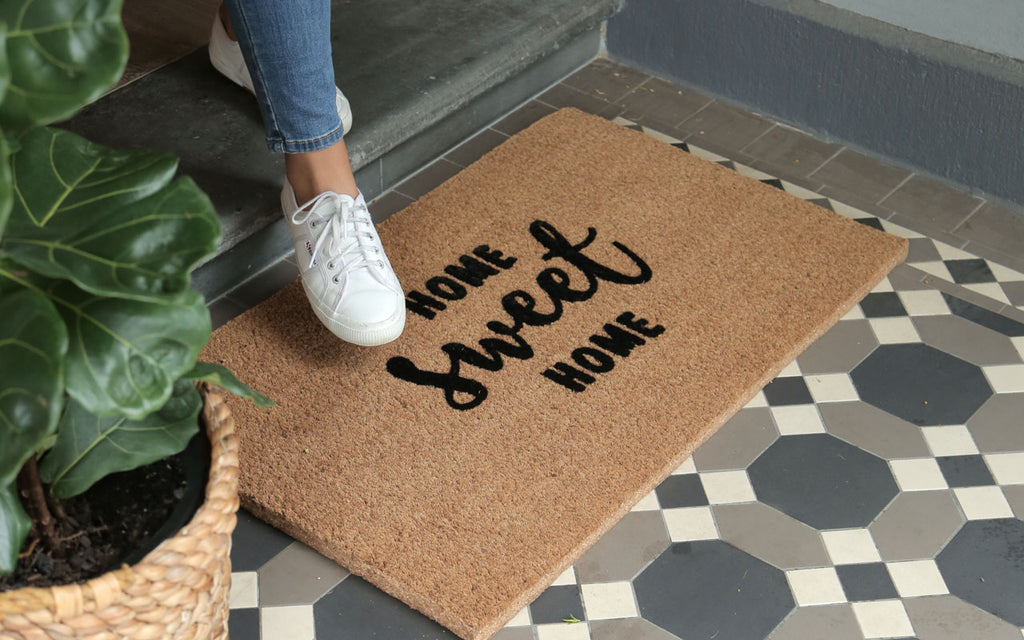 Home Sweet Home Large Doormat