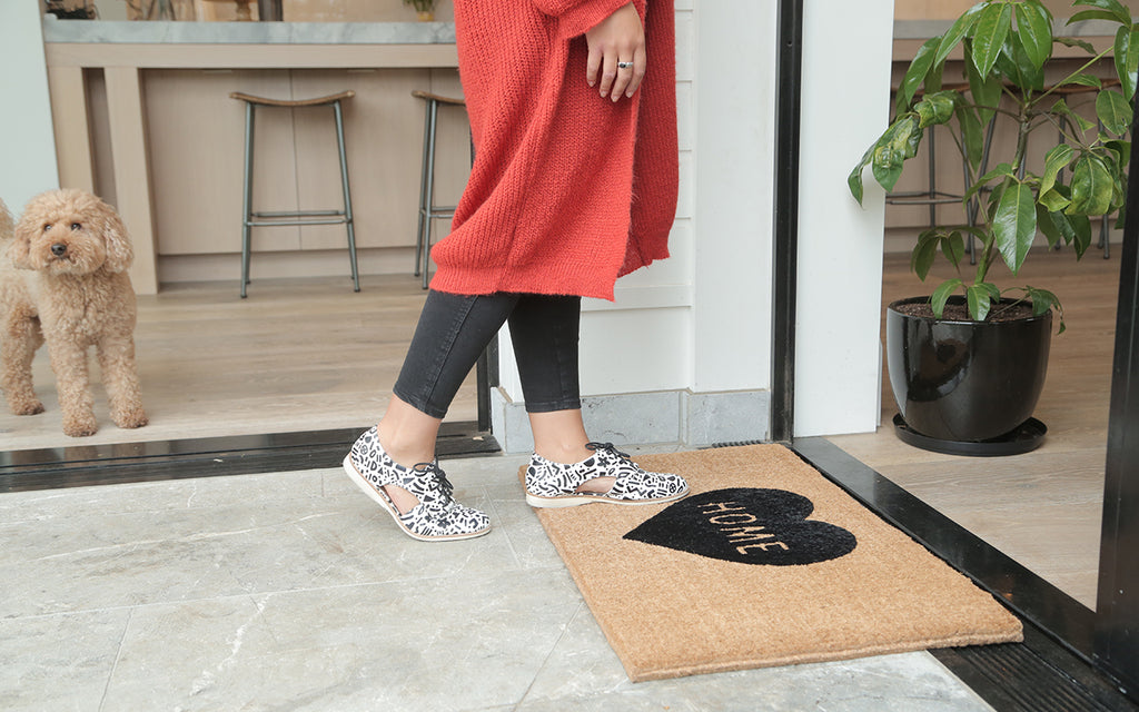 Love Home Welcome Mat