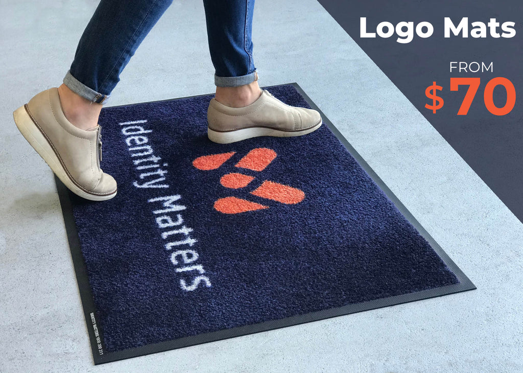 Printed Indoor Logo Mat