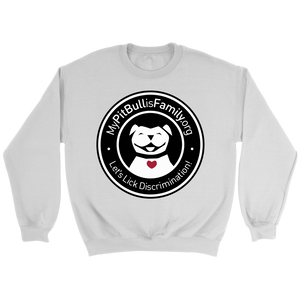 Dog Logo Crewneck Sweatshirt