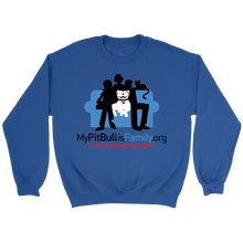 Load image into Gallery viewer, Family Couch Crewneck Sweatshirt