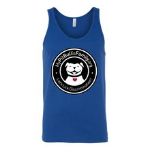 Load image into Gallery viewer, Dog Logo Unisex Tank