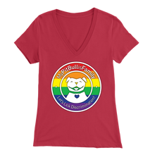 Load image into Gallery viewer, Pride - Women's V- Neck