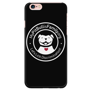 My Pit Bull is Family Phone Case
