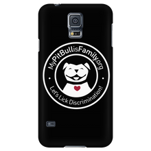Load image into Gallery viewer, My Pit Bull is Family Phone Case