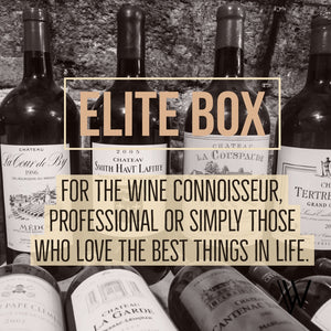 Elite Wine Subscription Box - Williams & Wine