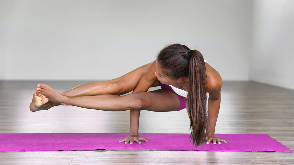 Asanas improve flexibility.