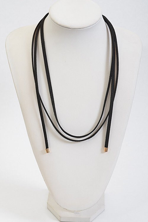 Wrap Necklace