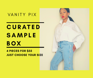 Curated Sample Box