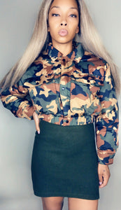 WARRIOR BAE BOMBER JACKET
