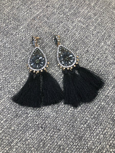 BLACK AFFAIR Earrings