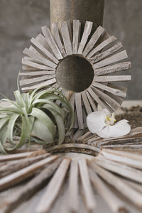Wooden Primitive Wreath