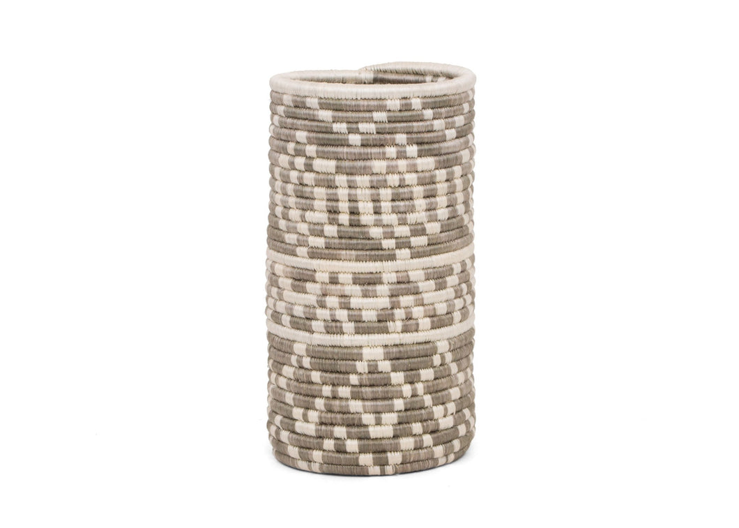 Light Taupe Diyama Vase