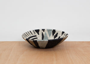 Large Slate Biko Bowl
