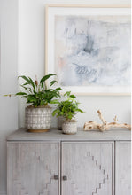 Grey Wash Acacia Sideboard