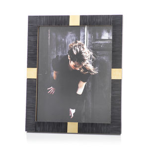 Black Maha Bone Photo Frame
