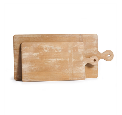 Long Rectangular Wood Cutting Board