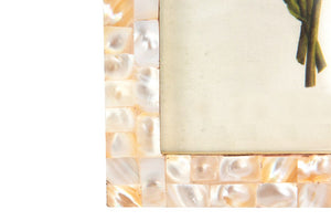 Pieced Pearl Photo Frame