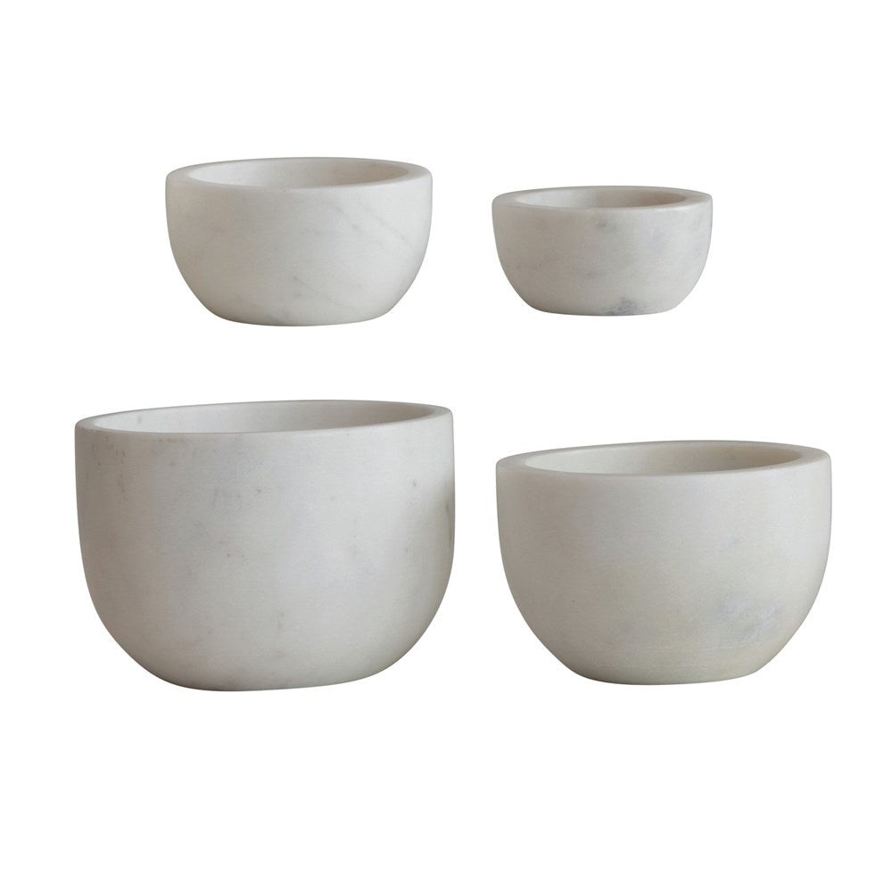 Marble Measuring Bowls