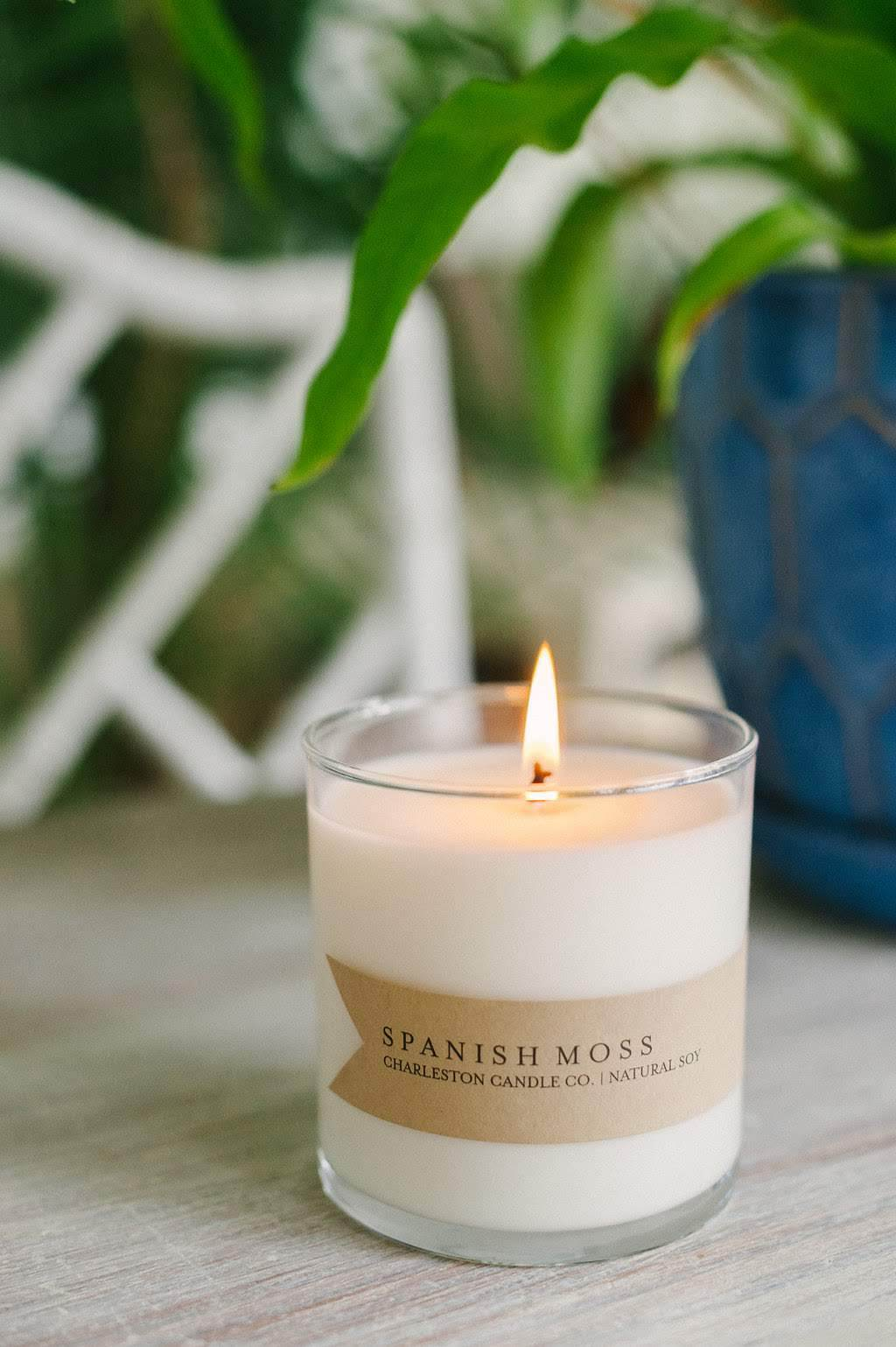 Spanish Moss Candle