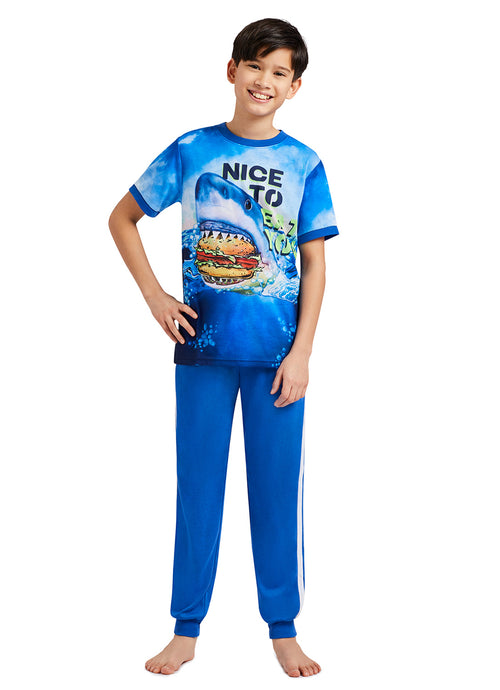 Boys 3-Piece Pajama Set