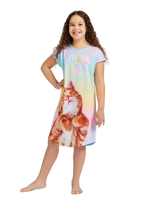 Girls Sleep Gown