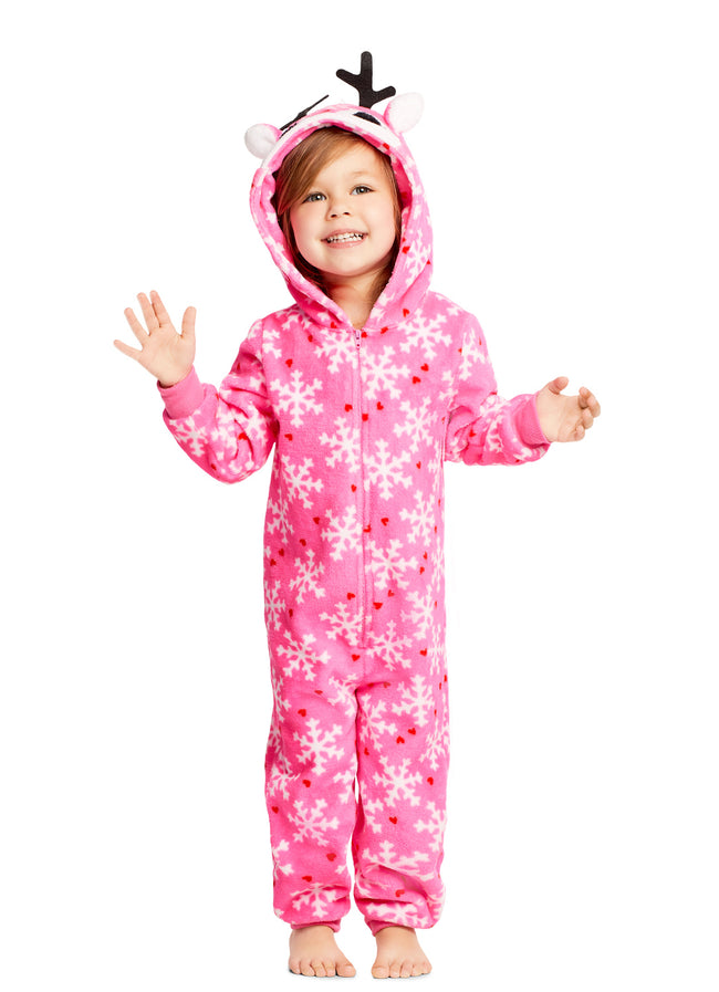 Girls Pajamas Onesie