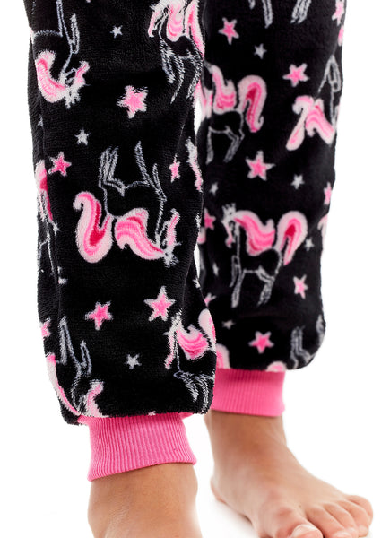 Girl Pajama Pants Unicorn