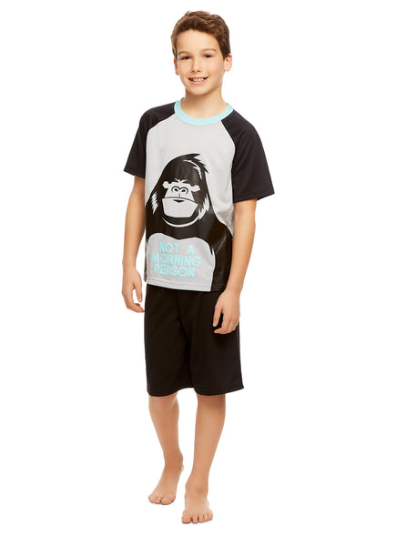 Boys 3-Piece Pajamas Set