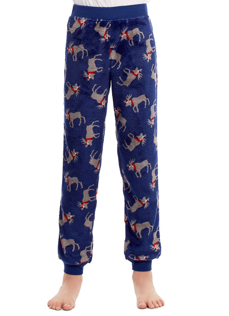 Boys 2-Piece Pajama Set with Fun Design | Turn-Over-Sleeve Top & Shorts