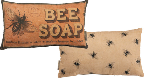 Bee Soap Pillow