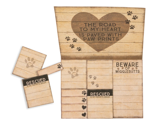 Dog Sticky Note Set