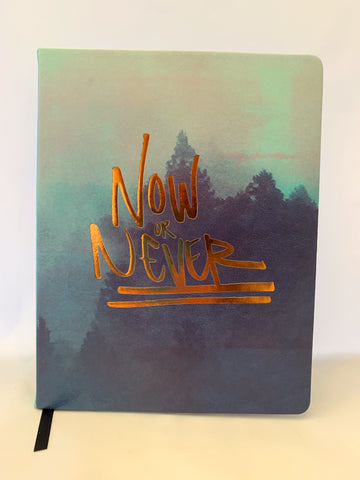 Denik Now or Never Sketchbook