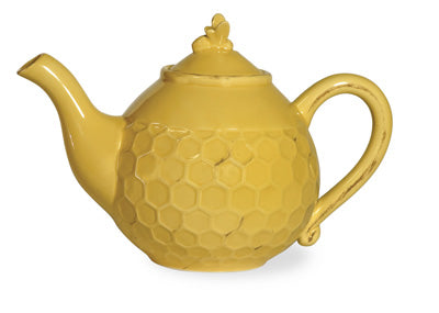 Honeycomb Teapot