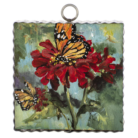 Rozie's Mini Butterfly Heaven Print