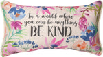 """Be Kind"" Pillow by Manual Weavers"