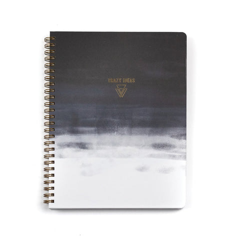 Denik Crazy Ideas Spiral Notebook