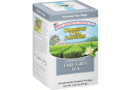 Charleston Tea Company - Earl Grey Tea
