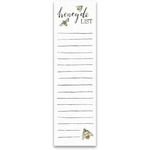 Honey Do List Note Pad