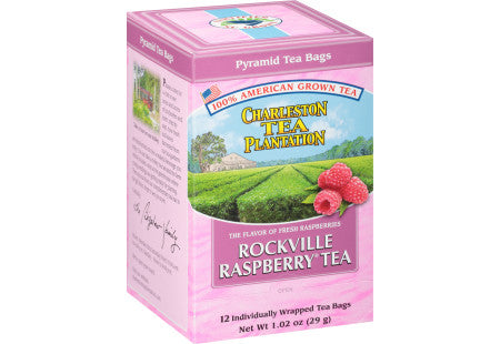 Charleston Tea Company - Rockville Raspberry Tea