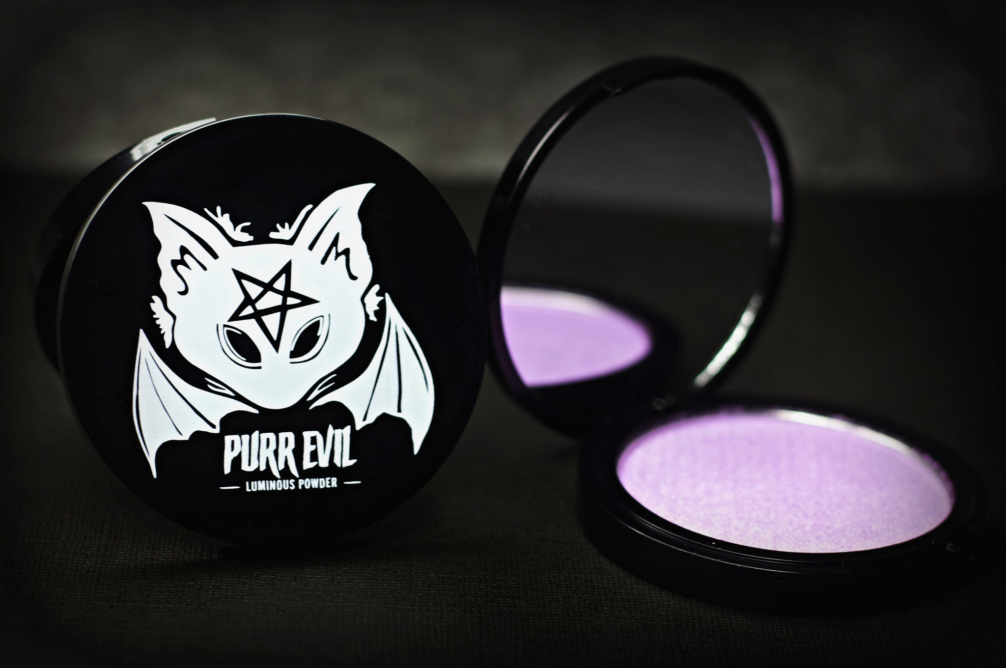 Purr Evil Luminous Powder - Nine Lives