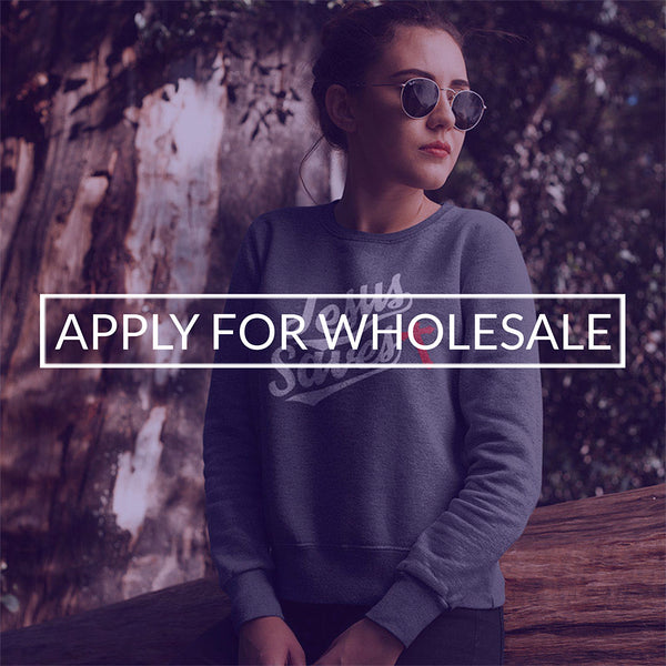 APPLY FOR WHOLESALE