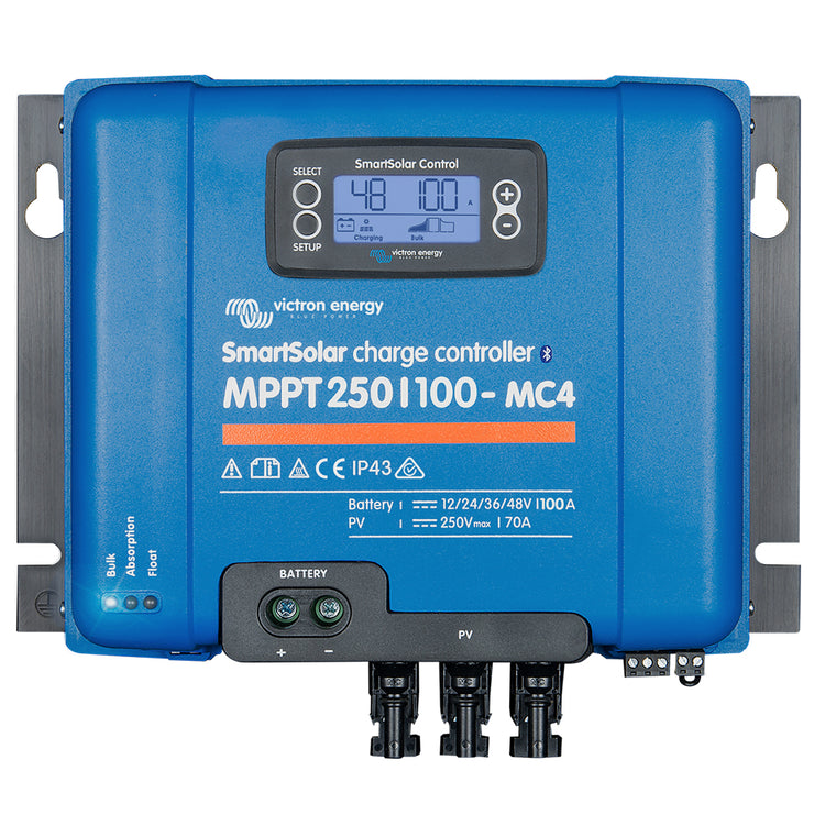 Victron SmartSolar MPPT 250/100 MC4 Charge Controller