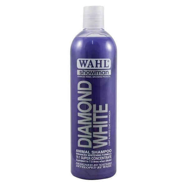 Wahl Shampoo Diamond White