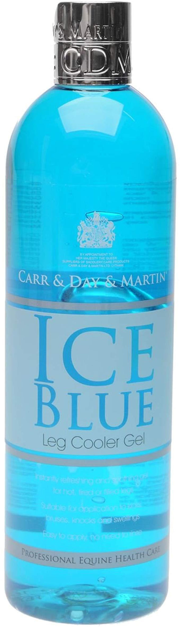 ICE BLUE LEG COOLER 500ML