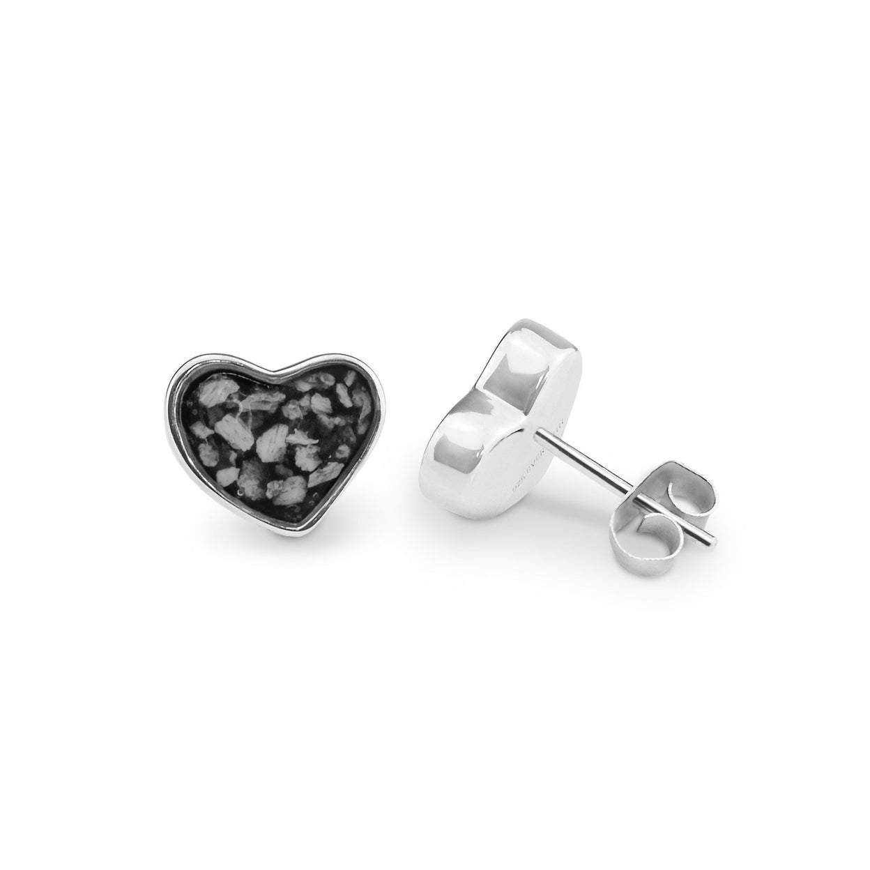 Load image into Gallery viewer, EverWith™ Cherish Memorial Ashes Earrings