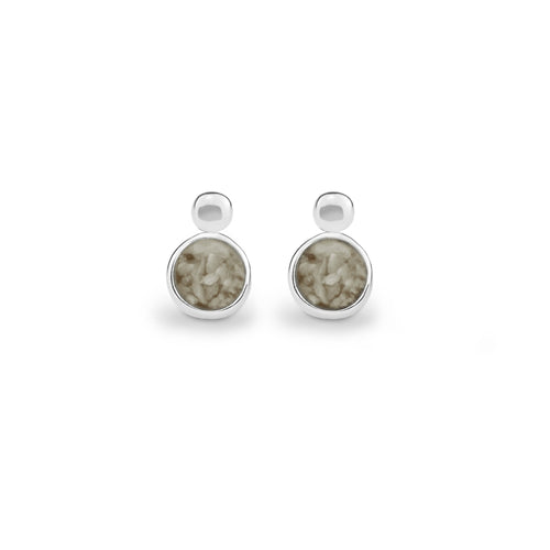 EverWith™ Delicate Drop Memorial Ashes Earrings